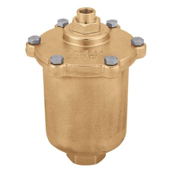 501 - MAXCAL® - Automatický odvzdušňovací ventil pro otopné, klimatizační a chladící systémy