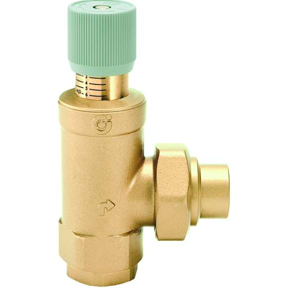 519 Differential Pressure By Pass Valve Caleffi Usa