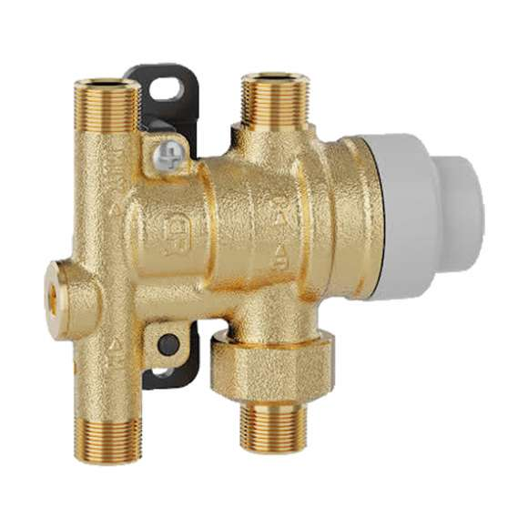 5212 - SinkMixer™ Scald Protection Point-of-Use Thermostatic Mixing Valve (4-way)