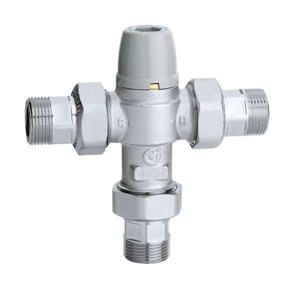 5213 - Termostatski mešni ventil sa nepovratnim ventilima i filterima