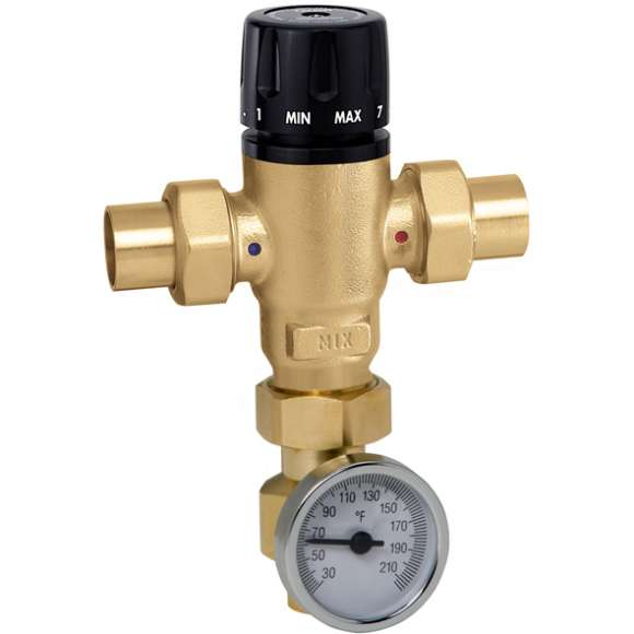 521 Mixcal Adjustable Thermostatic And Pressure Balanced
