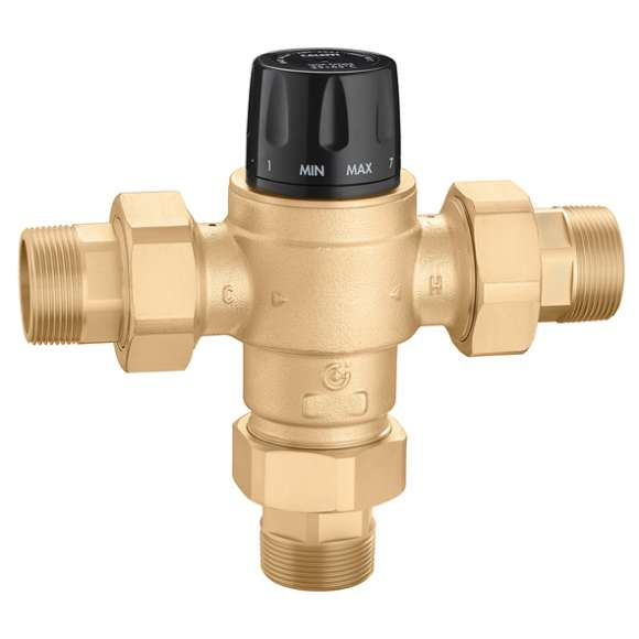 5231 - MixCal+™ High Flow Thermostatic Mixing Valve (NPT)