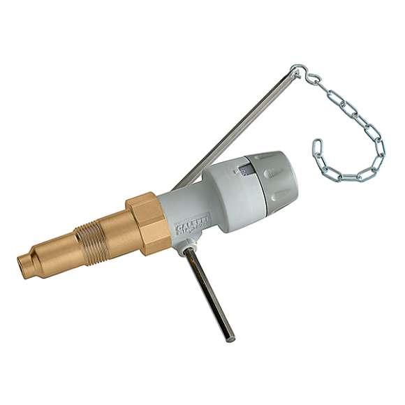 529 - Regulátor ťahu kotla na pevné palivo