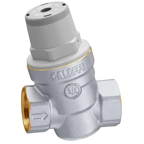 5330..H - Inclined pressure reducing valve.  For high temperature