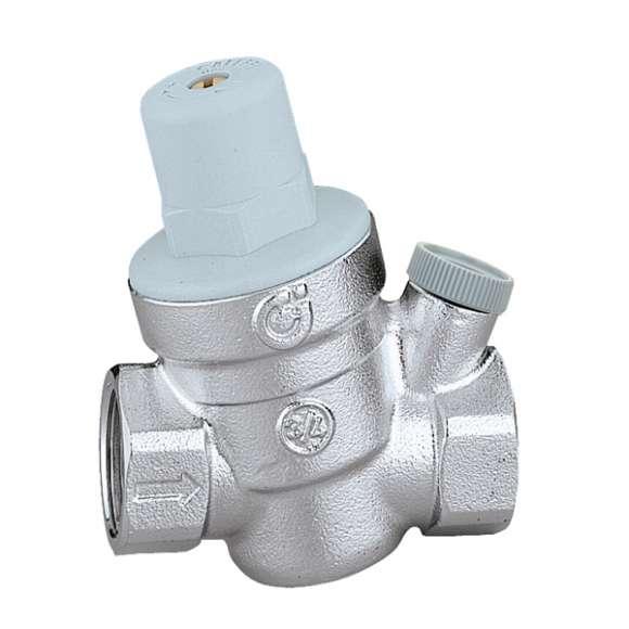 5334 - Redutora de pressão inclinada. Com ligação manómetro