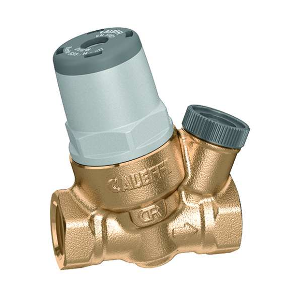 533...H - Inclined micro pressure reducing valve for special applications