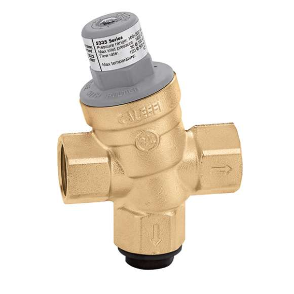 5335 - Three-way inclined pressure reducing valve