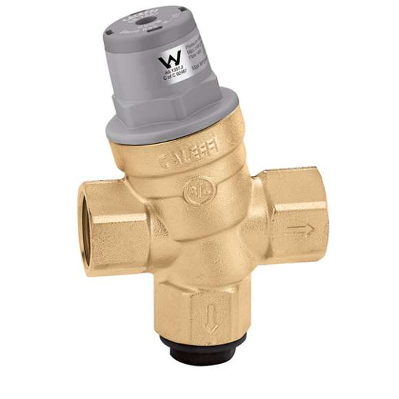 5335..H - Three-way inclined pressure reducing valve