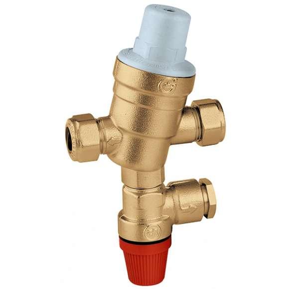 5339 - Kosi reducir pritiska sa spojnicama i ugrađenim sigurnosnim ventilom
