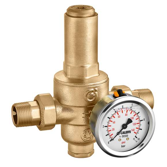 5360 - Pressure reducing valve for first stage control, with replaceable cartridge