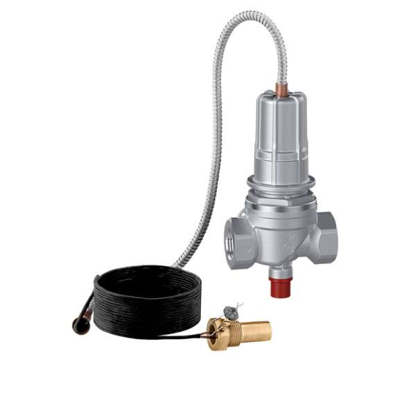 540 - Ventil za zapiranje dovoda goriva, telo iz aluminija