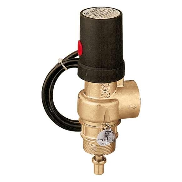 542 - Ispusni termički ventil.