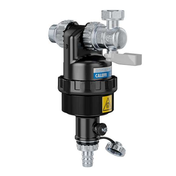 5451 - DIRTMAGSLIM® - Separador de sujidade com ímanpara instalação sob a caldeira. Para instalações não lineares.