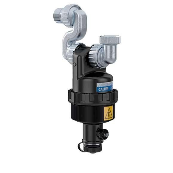 """5452 - DIRTMAGSLIM® - Defangatore con magnete per installazione sottocaldaia. 3/4"""" M x 3/4"""" F"""