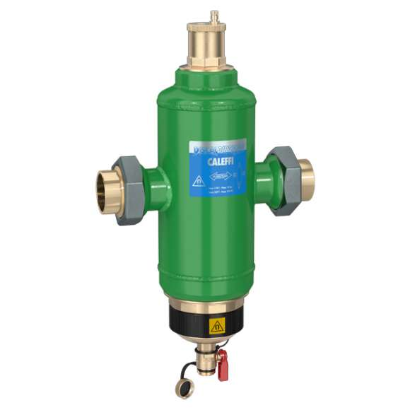 """5461 - DISCALDIRTMAG® - Air and Dirt Separator with Magnet (1½ - 2"""")"""
