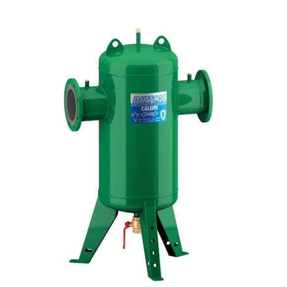 5465 - DIRTCAL® - Dirt separator. Flanged connections. Without insulation.