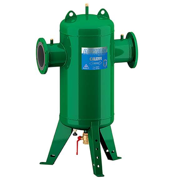 5466 - DIRTMAG® - Dirt separator with magnet. Flanged connections PN 10