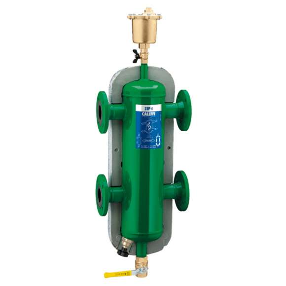 "549 - SEP4™ 4-in-1 Magnetic Hydraulic Separators (ANSI flange, 2-6"")"