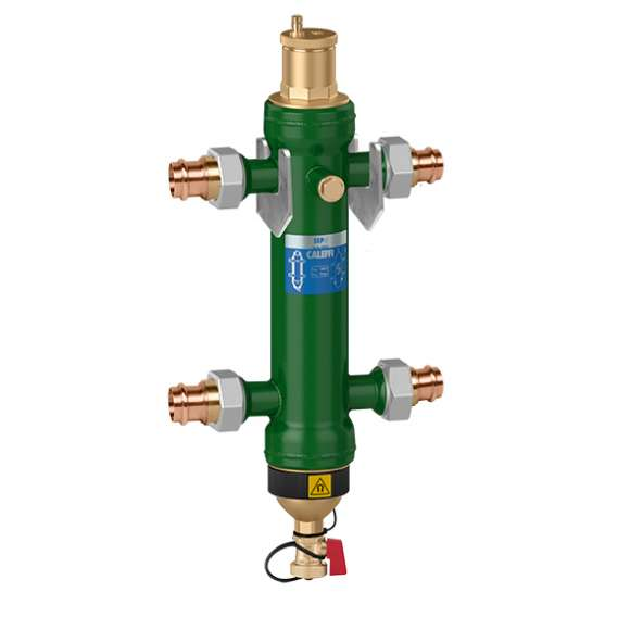 """5495 - SEP4™ 4-in-1 Magnetic Hydraulic Separators (union, 1-2"""")"""