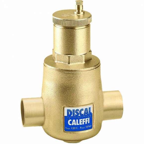551 - DISCAL® Air Separators (brass, sweat)