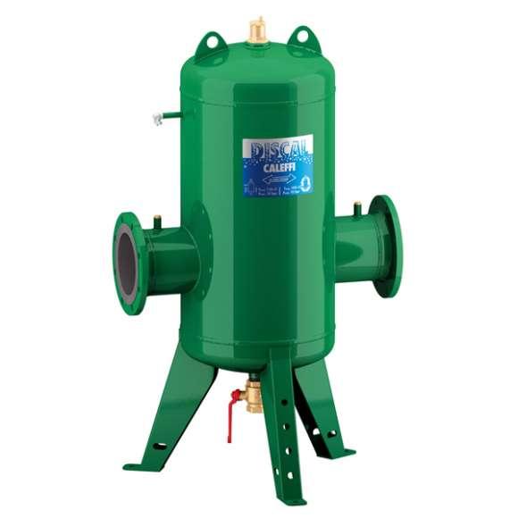 551 - DISCAL® - Separador de microbolhas. Ligações flangeadas