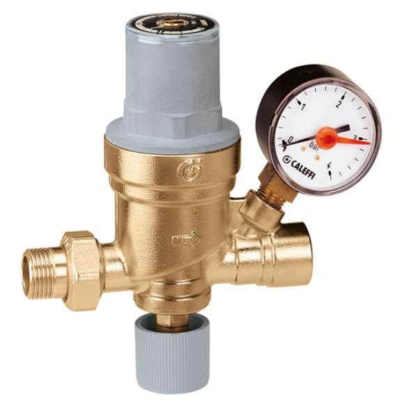 553 - Avtomatski polnilni ventil s prikazovalnikom tlaka, filtrom, zapornim in nepovratnim ventilom