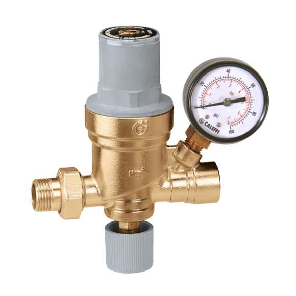 553 - AutoFill™ Automatic Filling Valve (with pressure gauge)