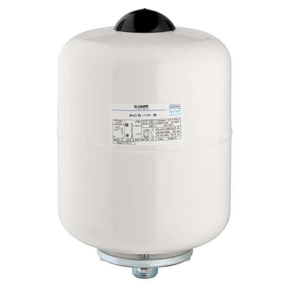 5557 - Разширителен съд със заварка, за инсталации за топла вода