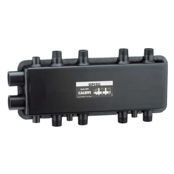 559 SEPCOLL - SEPCOLL - Hydraulic separator-manifold. 2+2 external use
