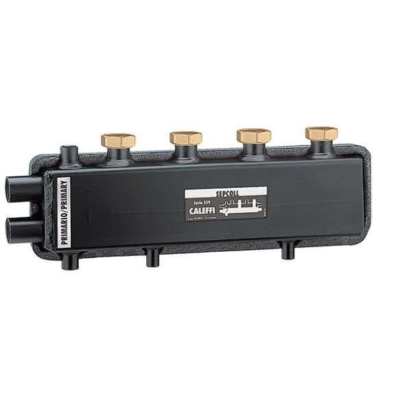 559 SEPCOLL  - Hydraulický separátor - rozvádzač pre vykurovacie systémy, 2