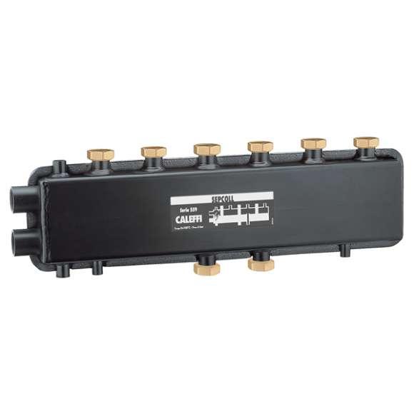 559 - SEPCOLL 3+1 - Hidraulički odvajač - razdelnik za sisteme grejanja i rashlađivanja