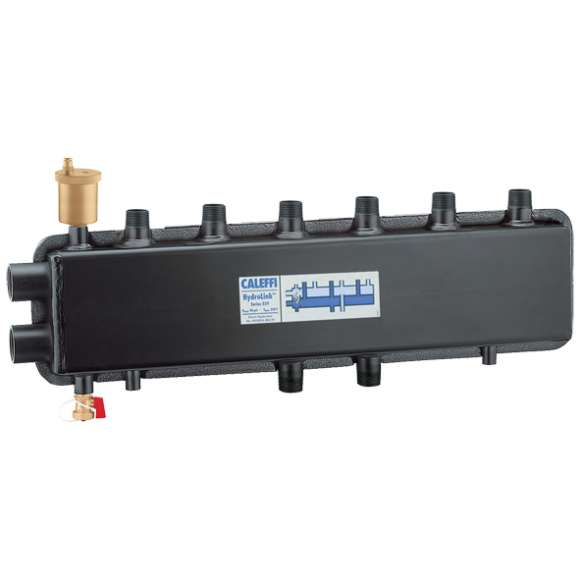 5599 - HydroLink™ Hydraulic Separator + Distribution Manifold (3+1)