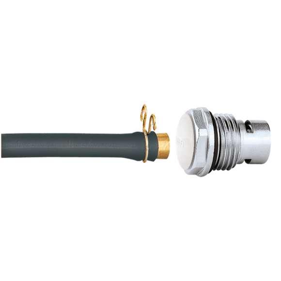 560 - Radyatörler ve duvara monteli kazanlar için boşaltma musluğu