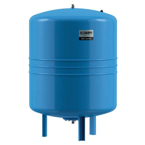 568 - Welded expansion vessel for domestic water systems