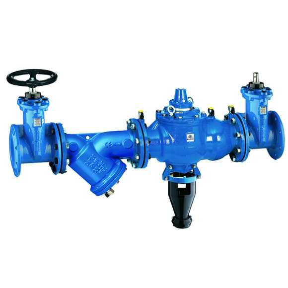 570 - Zespół ochrony instalacji wodociągowej. DN 150 - DN 250