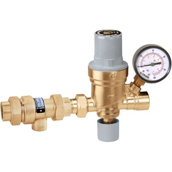 573 - AutoFill™ Combo (with backflow preventer and pressure gauge)
