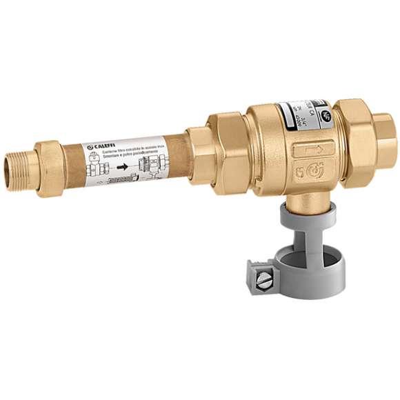 573 - Desconector de zonas de pressões não controláveis com filtro extraível