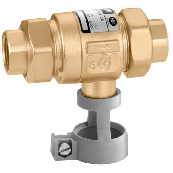 573 - Устройство без възможност за тестване за предотвратяване на обратен поток с различни зони по налягане