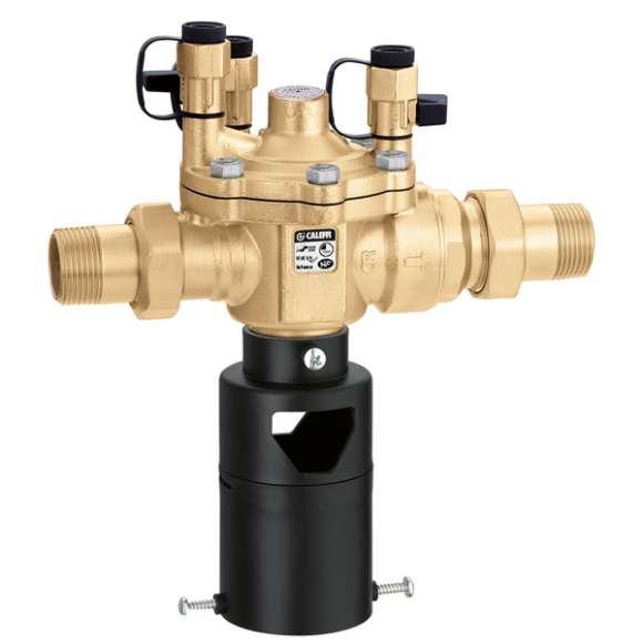 """574 - Desconector de zona de pressão reduzida controlável 3/4"""" e 1"""". Tipo BA"""