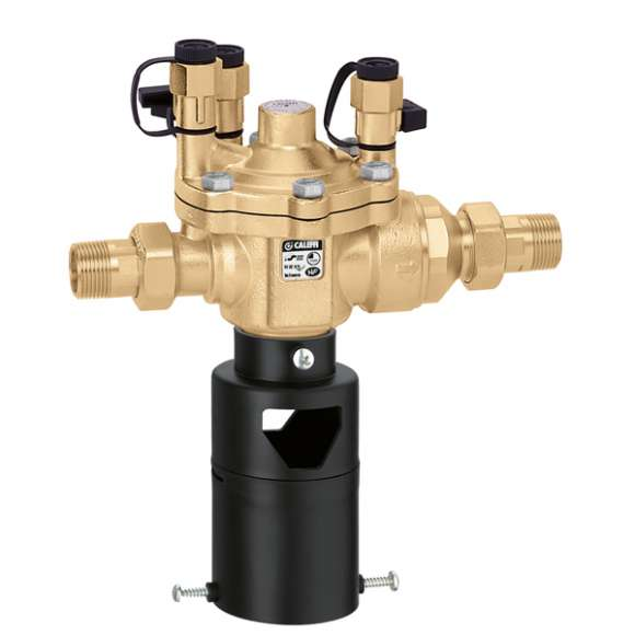 "574 - Controllable, reduced pressure zone backflow preventer. 1/2""-3/4"". BA type"