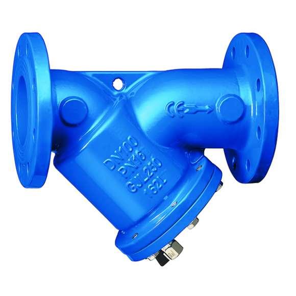 579 - Poševni filter za cevne ločevalnike serije 575 in regulatorje tlaka serije 576