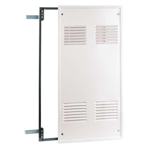 5890 - Metalna vrata sa ramom