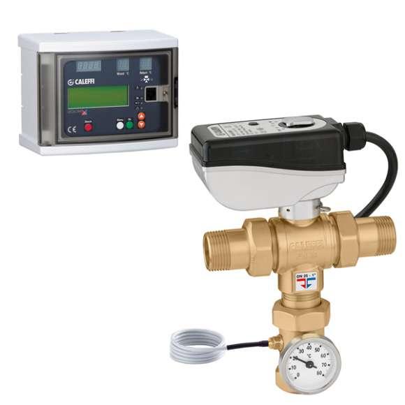 6000 - LEGIOMIX® - Elektronski mešni ventil sa programabilnom termičkom dezinfekcijom