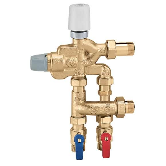 6005 - LEGIOFLOW® - Kompaktna multi-funkcionalna grupa za kontrolu temperature, termičke dezinfekcije i distribuciju sanitarne vode