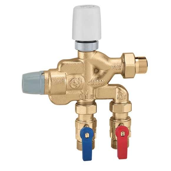 6005 - LEGIOFLOW® - Groupe compact multifonction de distribution sanitaire avec contrôle de la température et de la désinfection thermique