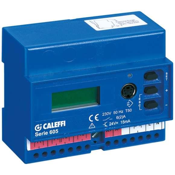 605 - Digitalni regulator temperature i vlage za detektovanje leda/snega
