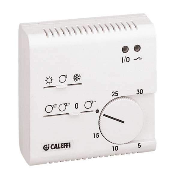 619 - Elektronski sobni termostat za fan-coil