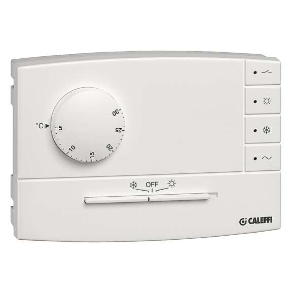 619 - Electronic room thermostat. Daily programmable clock