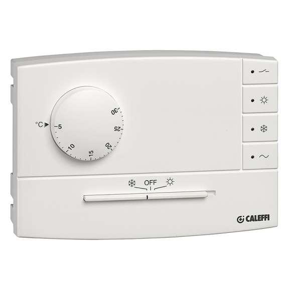 619 - Elektronski sobni termostat. Z dnevno programsko uro