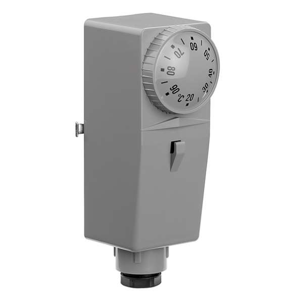 621 - Adjustable contact thermostat
